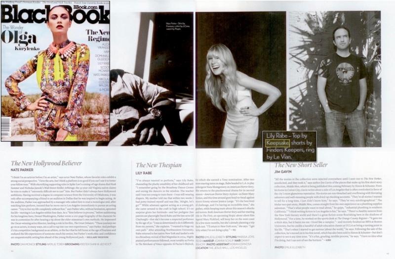 BlackBook Magazine_DecJan 2013_keepsake