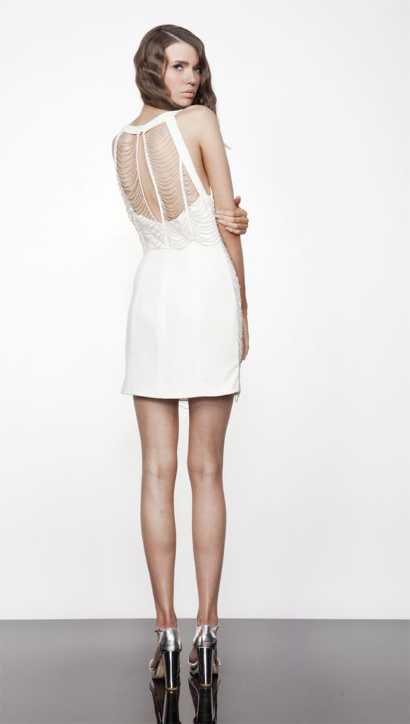 keepsake-diamond-lights-lookbook-full-time-believer-dress trend colour white ss13