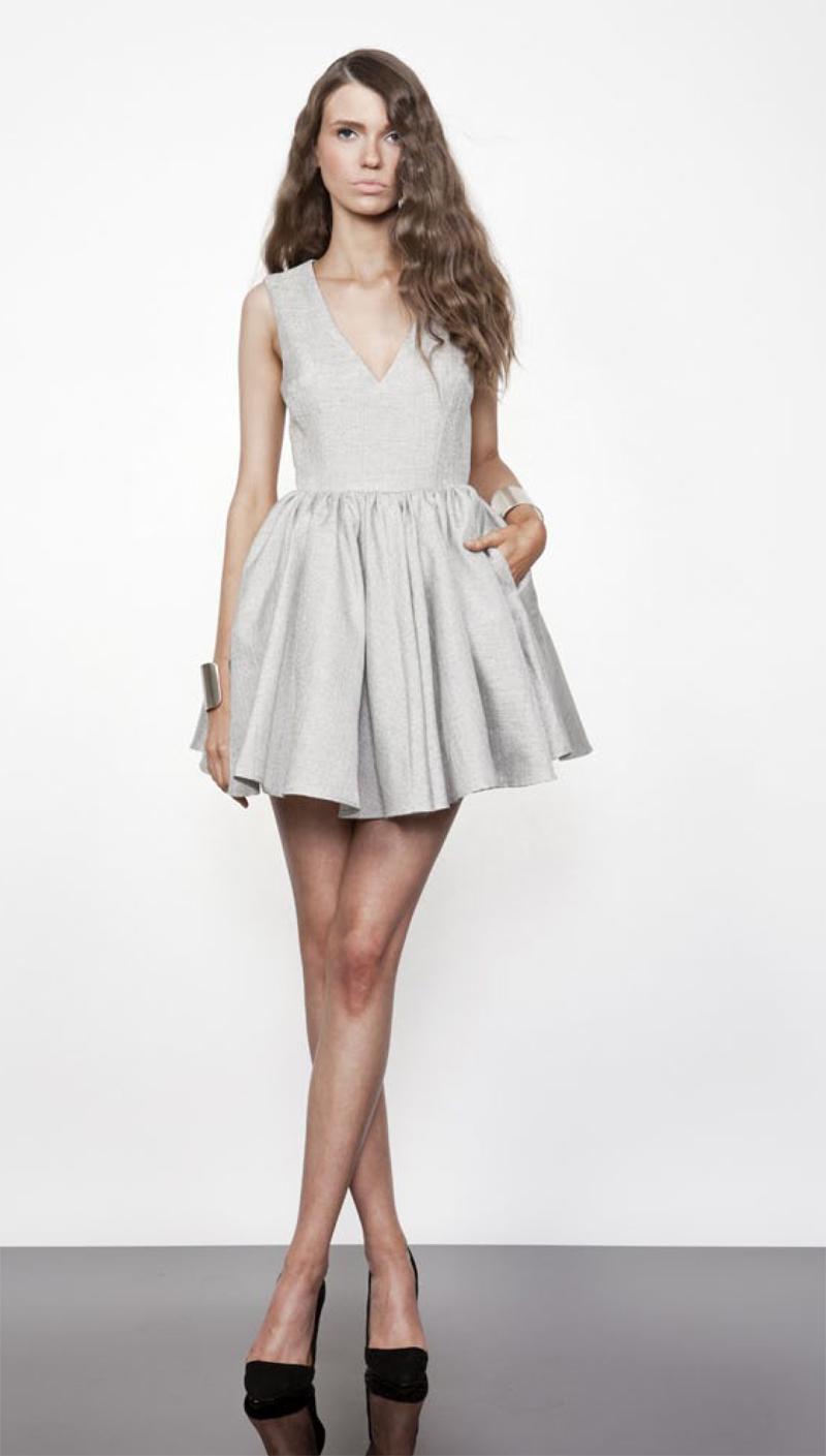 keepsake diamond lights lookbook jane dress