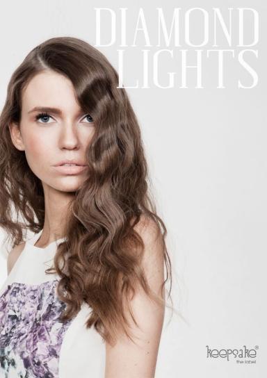keepsake diamond lights lookbook
