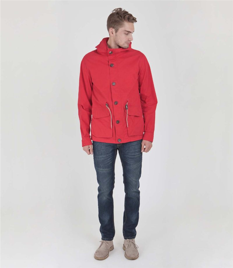 elvine spring 2013 menswear theo jacket