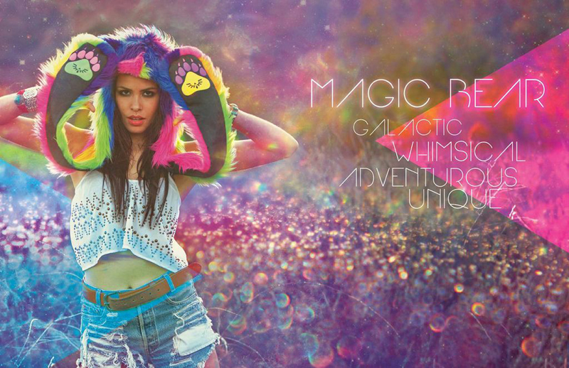 Magic Bear SpiritHoods Spring 2013