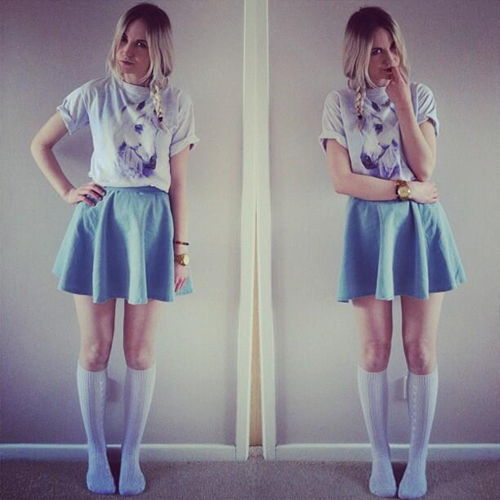 Sara Louise wildfox jeffrey campbell dallas competition