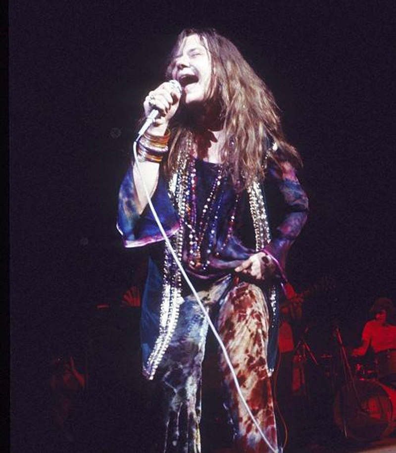 Janis Joplin at Woodstockno publication after December 31, 2009