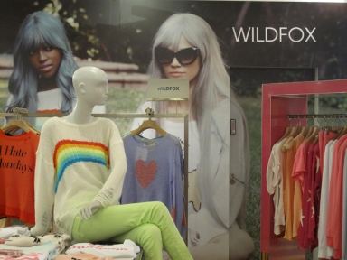 wildfox selfridges 2.