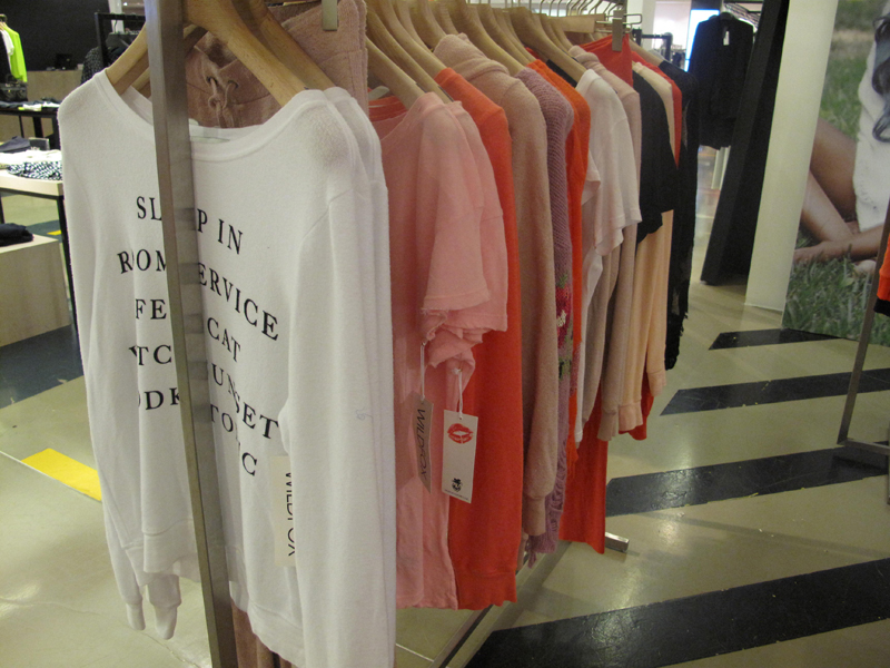 wildfox selfridges 4