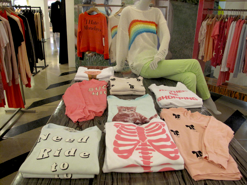 wildfox selfridges 5