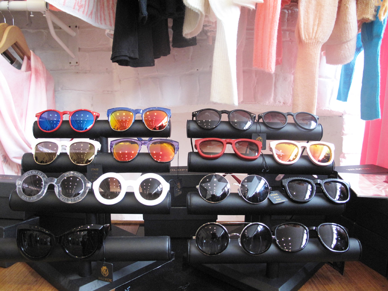 Dust PR Press Day AW13 Wildfox sunglasses wildfox sun