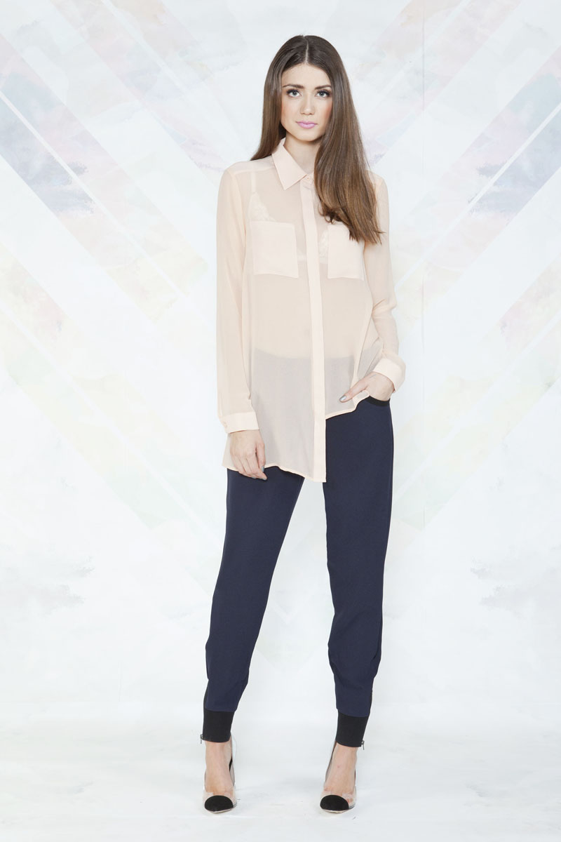 Finders Keepers Anything Goes Long Sleeve Shirt and Bitter Tears Pants