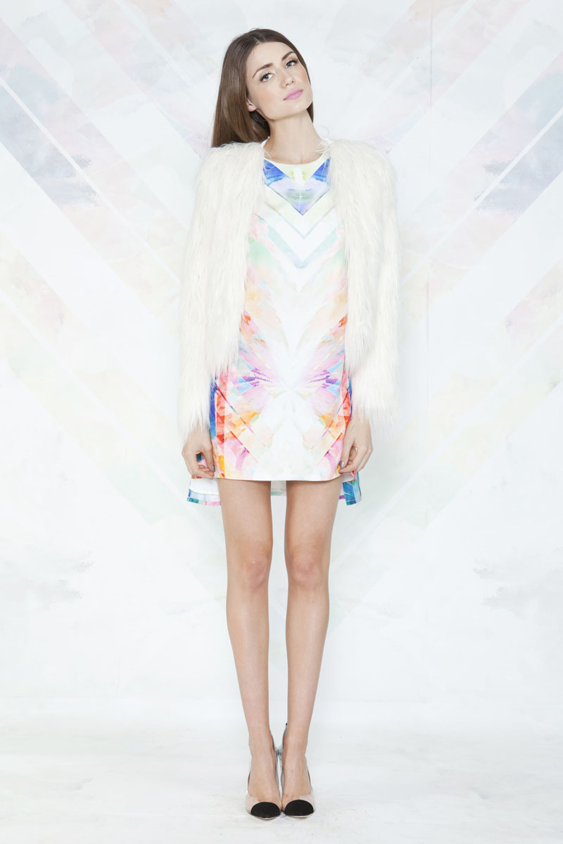 Finders Keepers Perfect Moment Jacket and Same Direction Dress