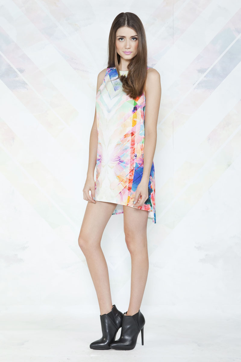 Finders Keepers Same Direction Dress