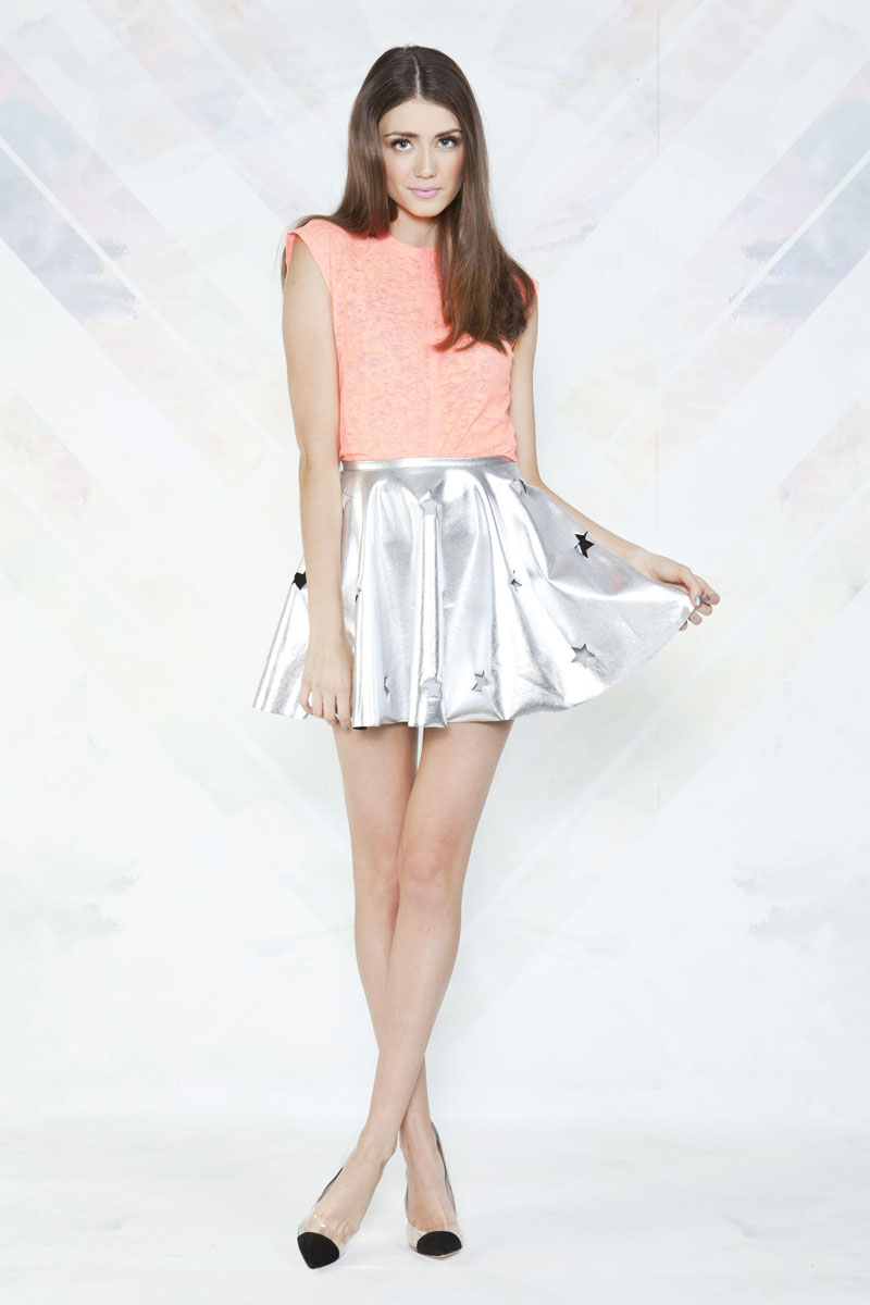 Finders Keepers Stole Your Love Top and Love Gun Skirt