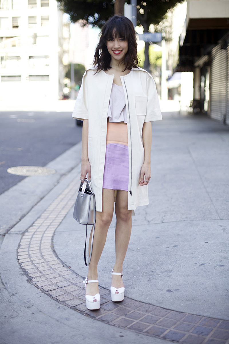 thats chic rachel finders keepers skirt