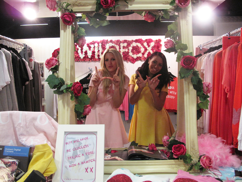 w hands wildfox space harrods clueless competition
