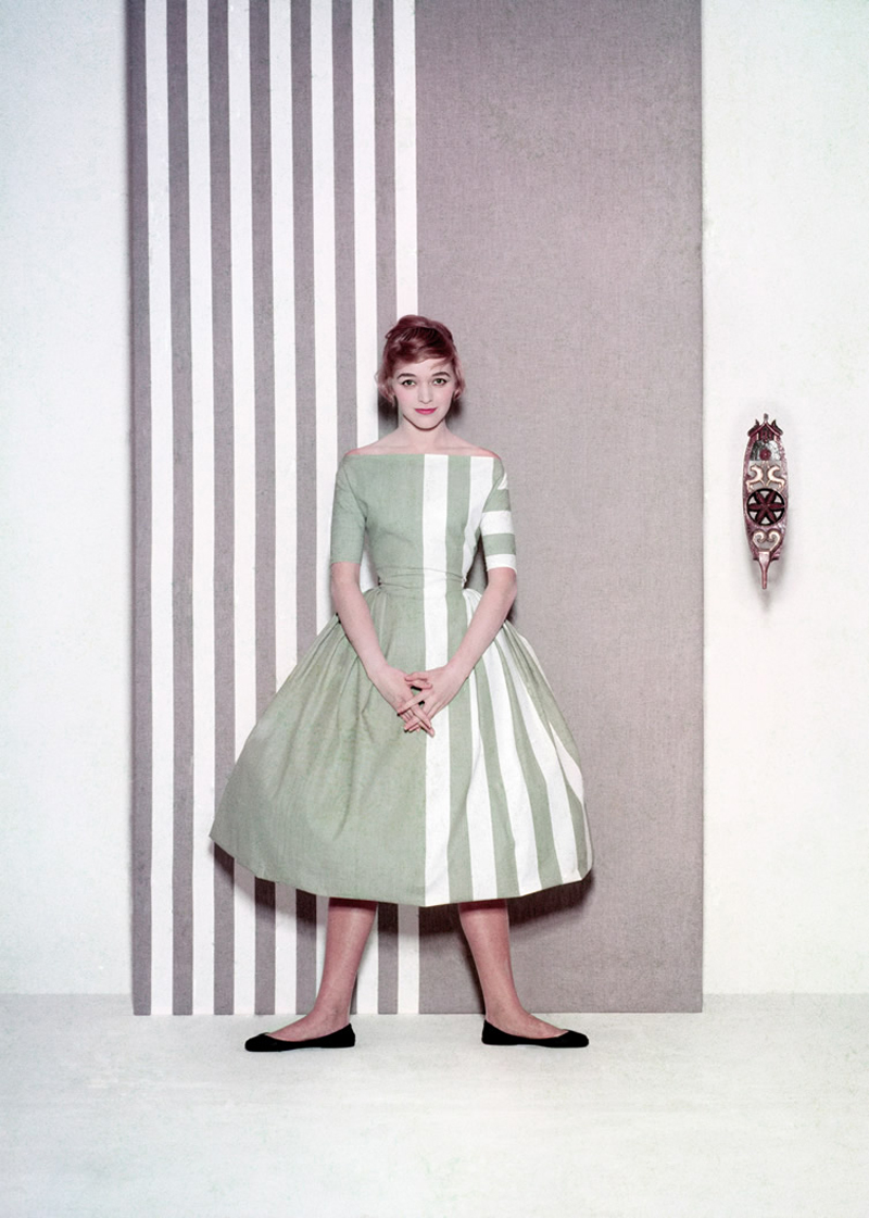 claire aho photographers gallery 50s fashion