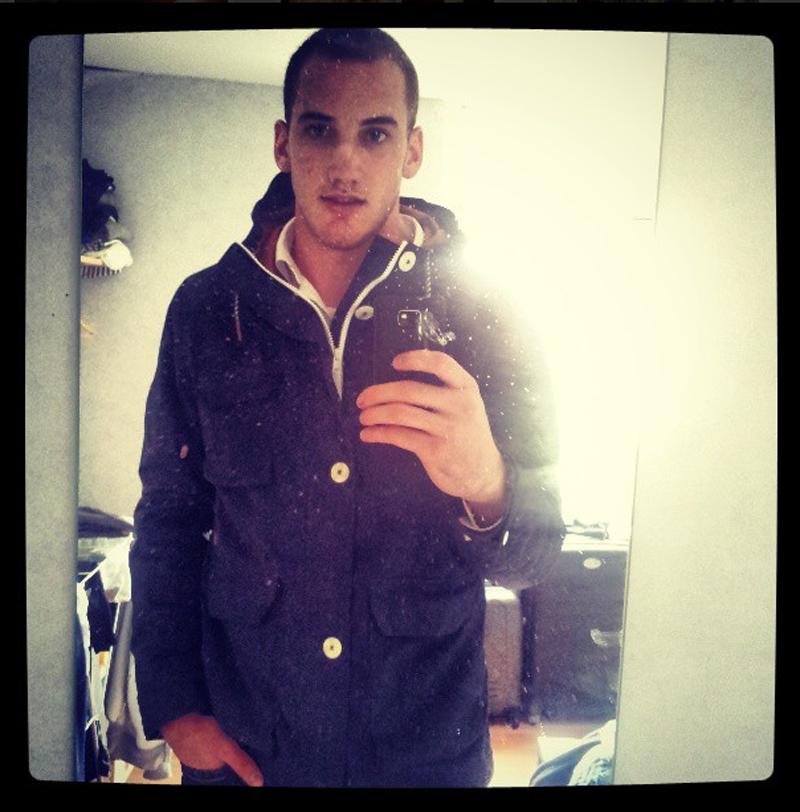 Dennis Borst elvine coat