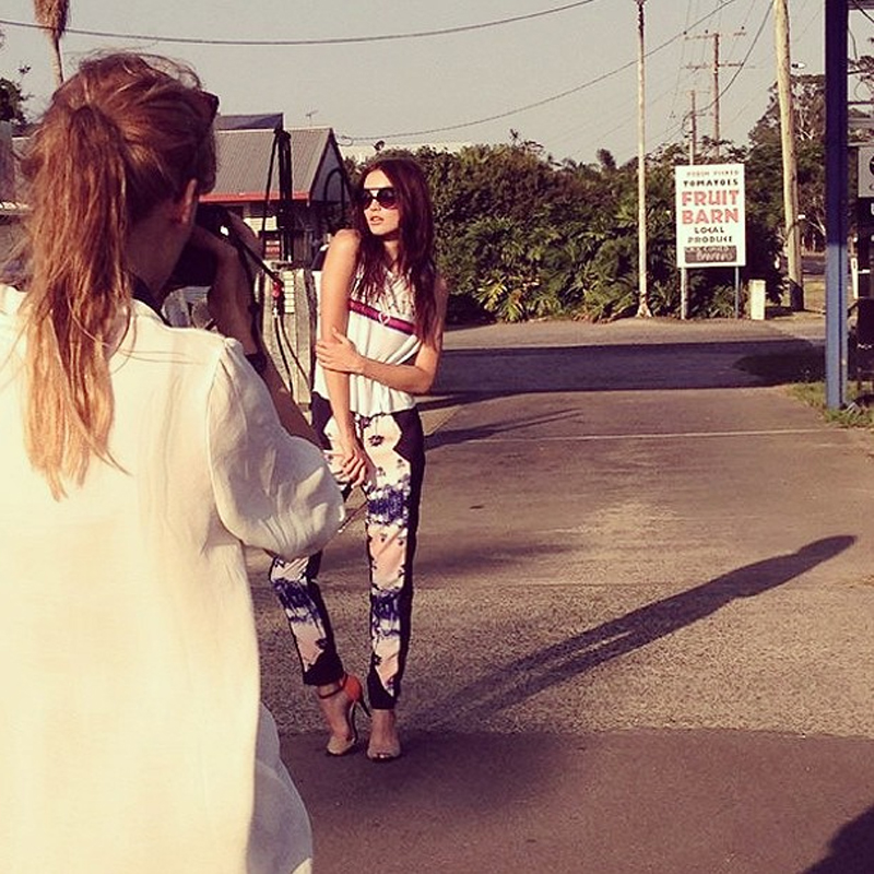 Finders Keepers Burning Ground pant shot by beginning boutique fashion shoot