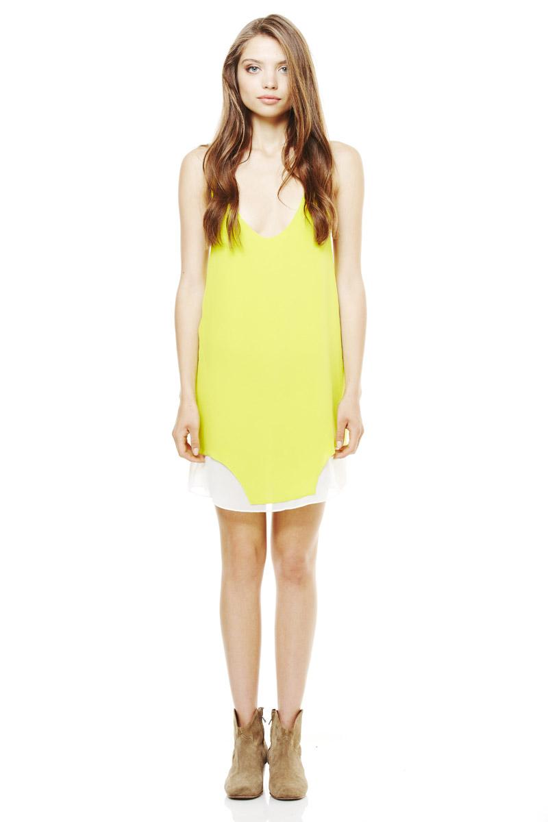 LNA Pre Fall 2013 Neptune Dress