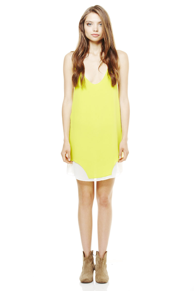 LNA Pre Fall 2013 Neptune Dress