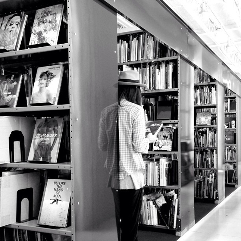 tasya tumblr impressive collection at arcana books on the arts