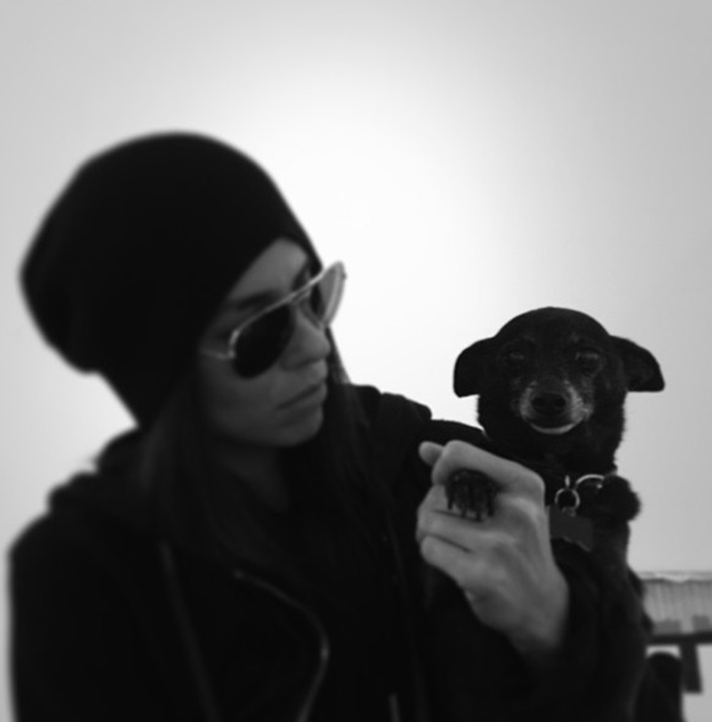 tasya with dog tumblr photo by kana manglapus