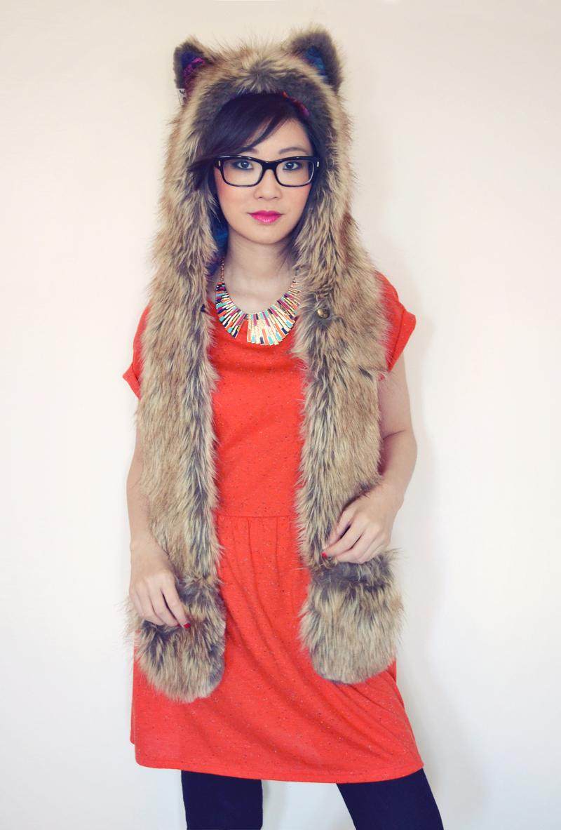 Temp Sec Temporary Secretary Coyote HB3 spirithoods festival competition spring summer 2013
