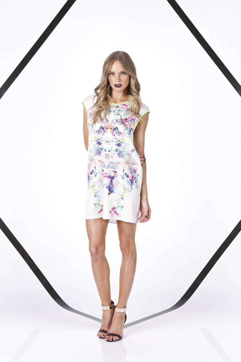 Finders Keepers A Beautiful Ordinary Blindsided Dress front