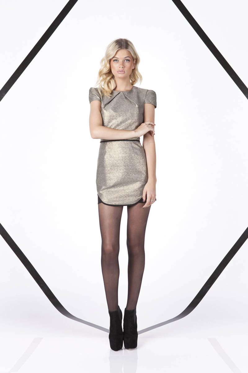 Finders Keepers A Beautiful Ordinary Eclipse Sleeve Dress