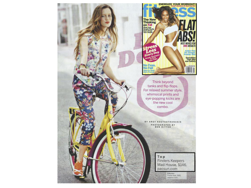 Finders Keepers A Beautiful Ordinary Fitness Magazine