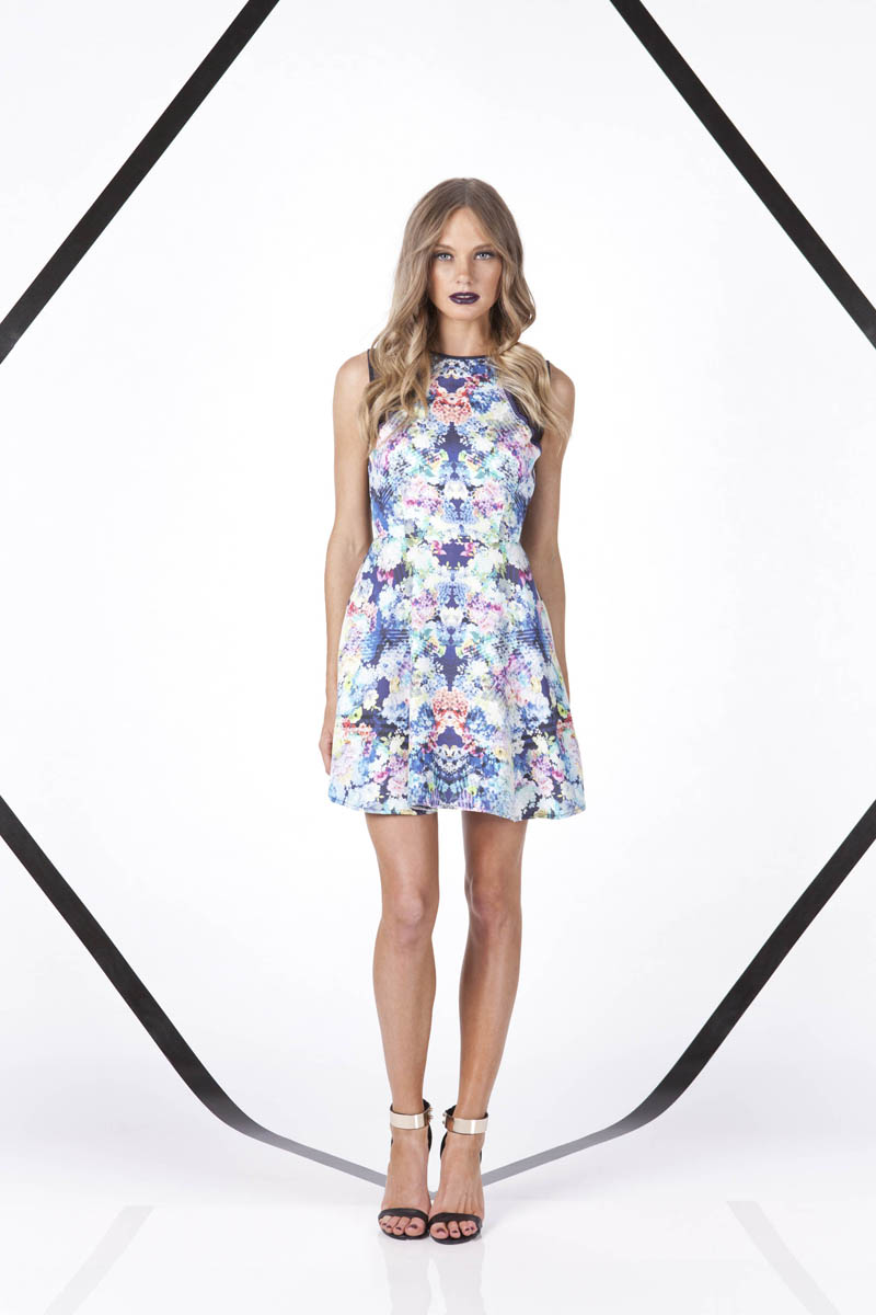 Finders Keepers A Beautiful Ordinary Great Deception Dress front