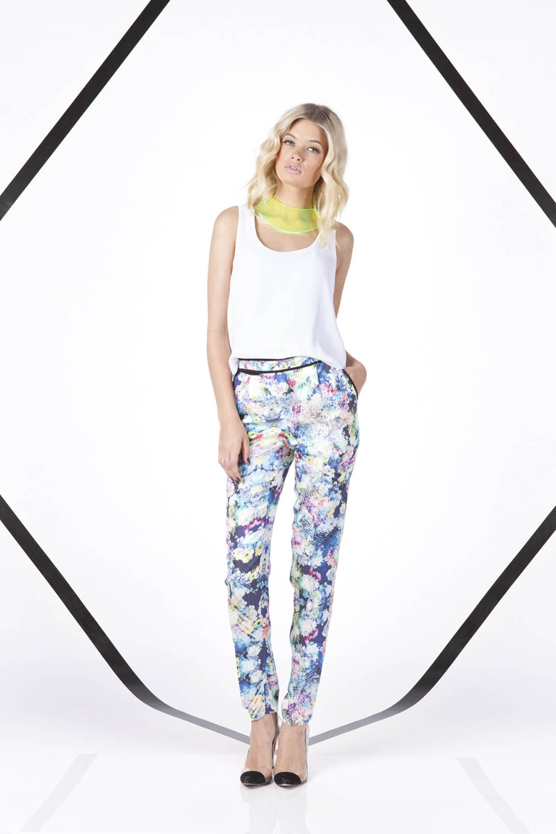 Finders Keepers A Beautiful Ordinary In Your Pocket Top Instinct Blues Pant