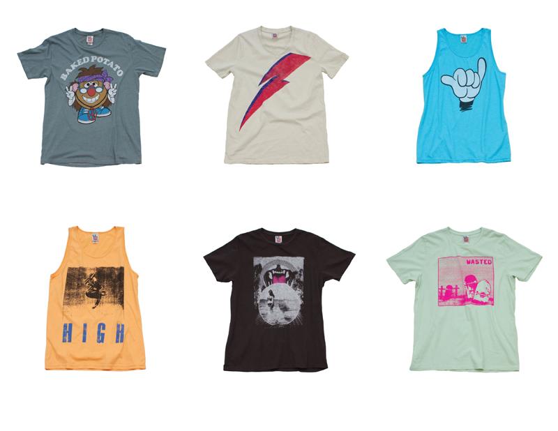 Junk Food Clothing Summer 2013 Men Tees 3