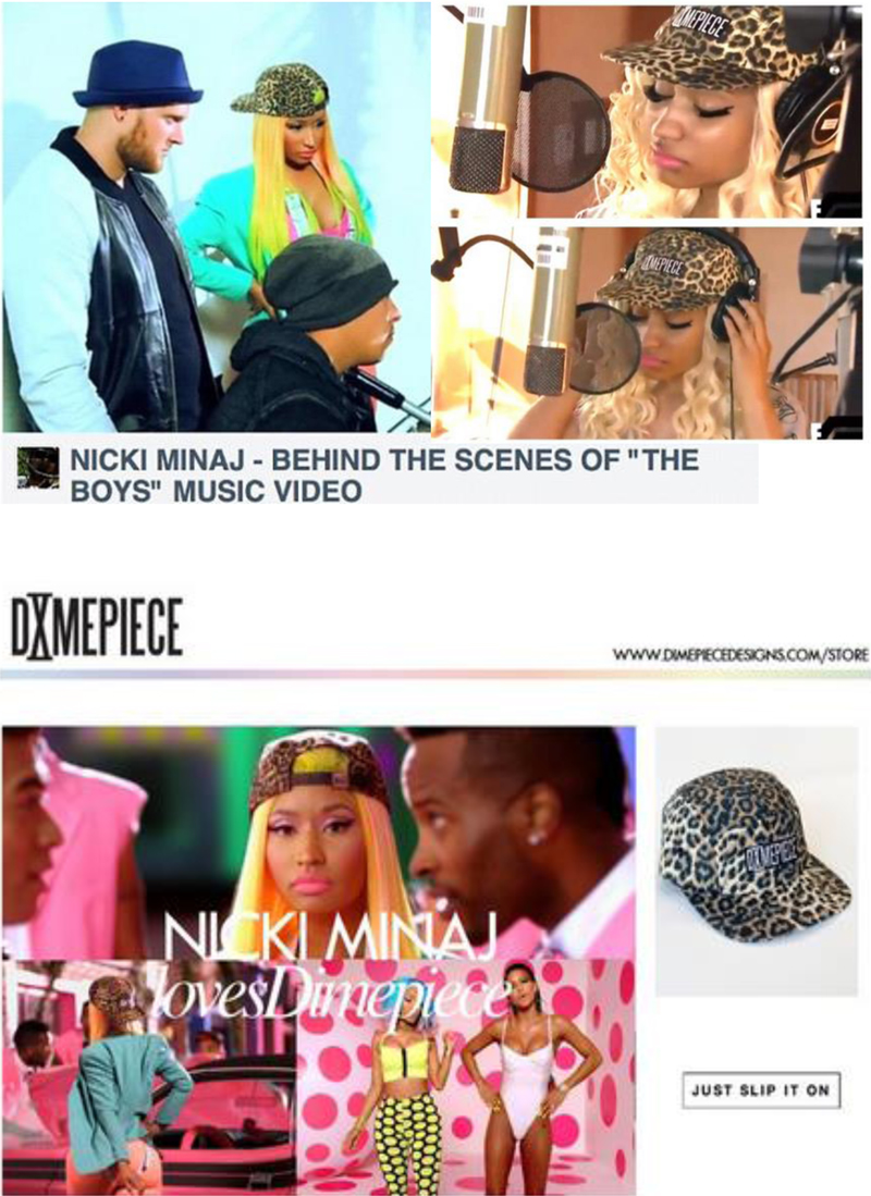 nicki minaj behind the scenes the boys music video loving dimepiece