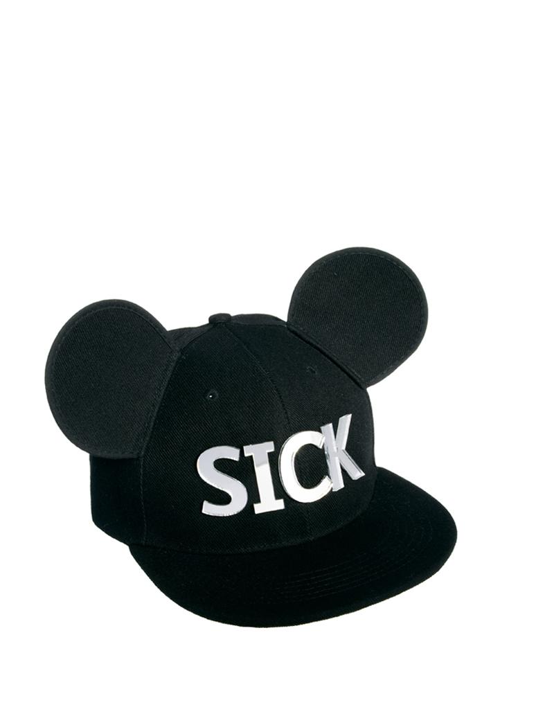 sick girl asos mickey cap product image