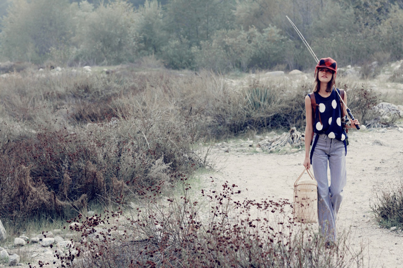 wildfox into the wild lookbook pre fall 2013 12