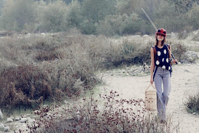 wildfox into the wild lookbook pre fall 2013 12