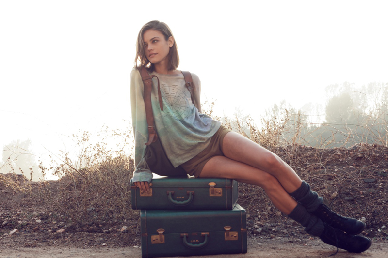 wildfox into the wild lookbook pre fall 2013 15