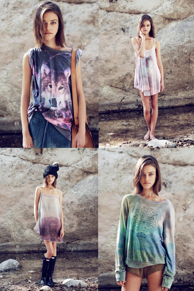 wildfox into the wild lookbook pre fall 2013 17