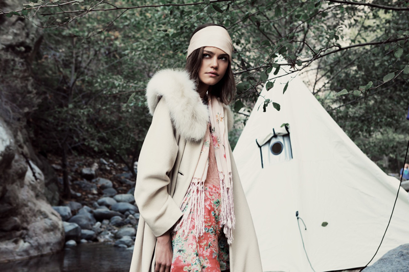 wildfox into the wild lookbook pre fall 2013 9