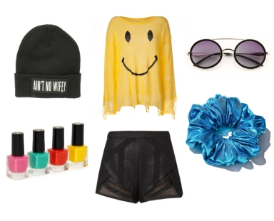 get the festival look 2013 wildfox dimepiece finders keepers