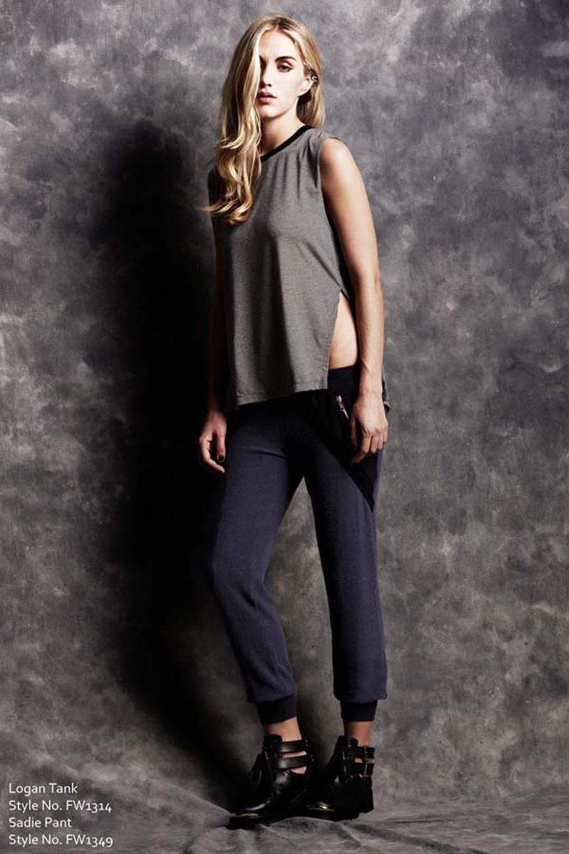 Logan Tank and Sadie Pant LNA Fall 1 2013