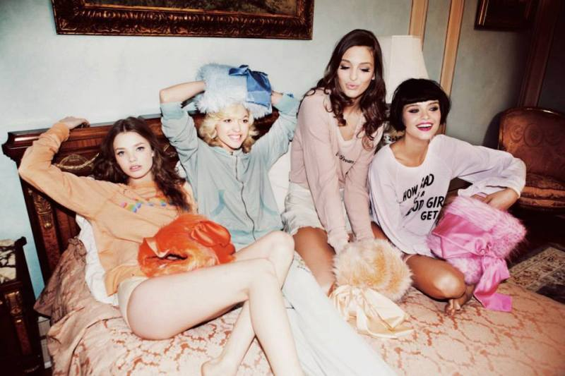 wildfox daisys girls 12