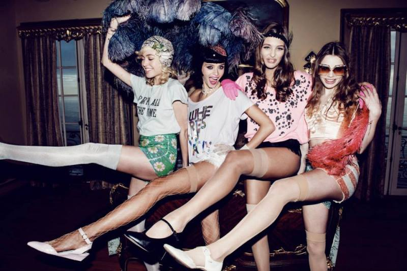 wildfox daisys girls 23