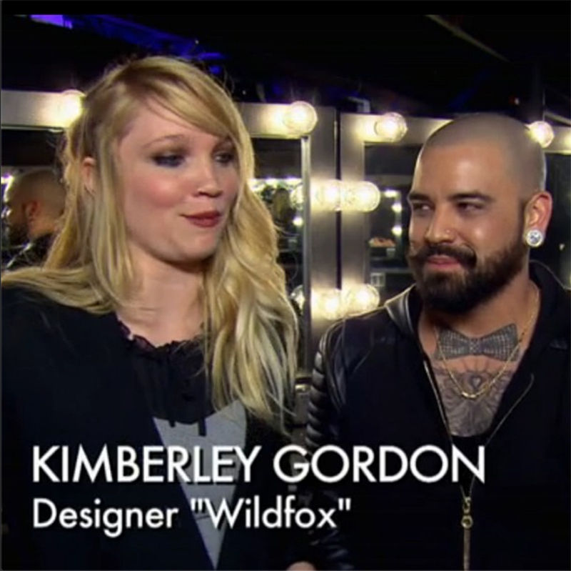 kimberley gordon wildfox on americas next top model