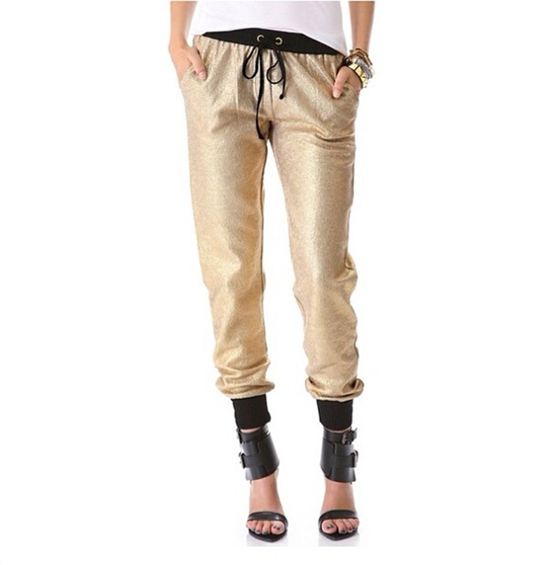 stylestalker baller go for gold pant