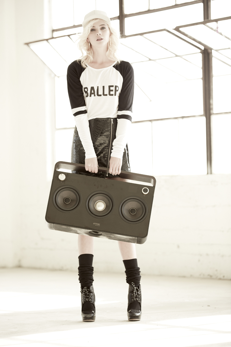Stylestalker Baller Raglan