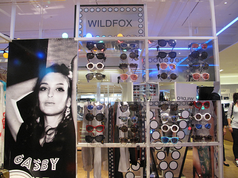 wildfox at selfridges denim studio on 3 _7