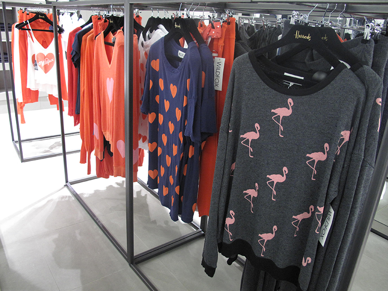 Wildfox Harrods 2