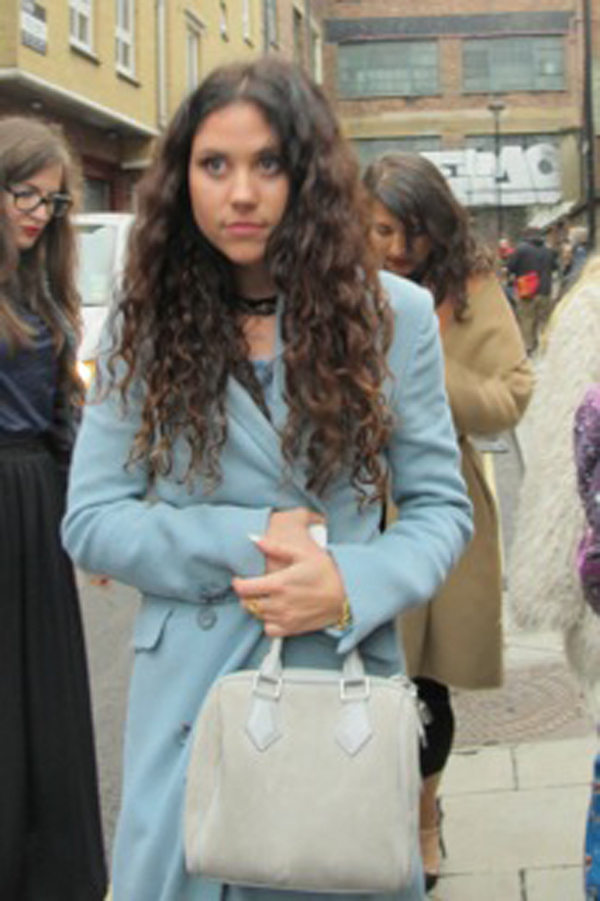 eliza doolittle london fashion week ss14