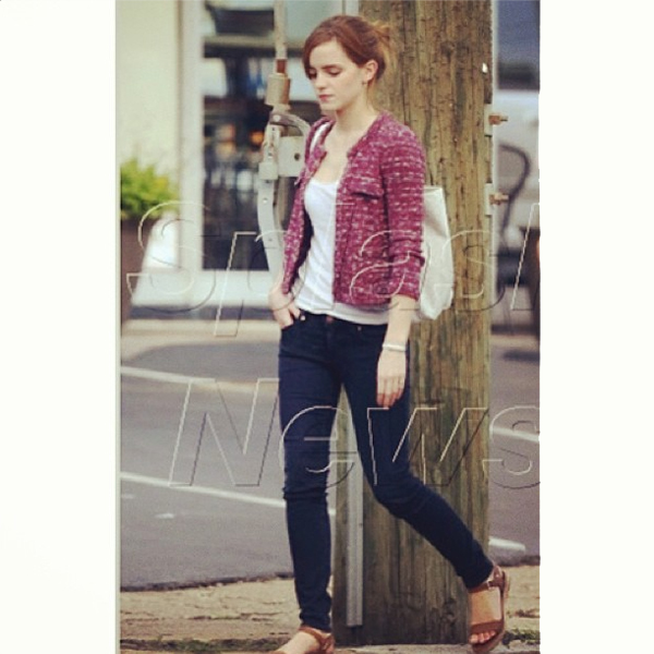 Emma Watson in the Shya by Genetic